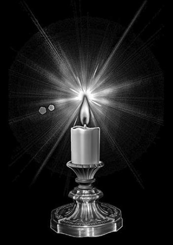 Свеча 4- Гравировка свечи на памятнике, производство и доставка по РФ