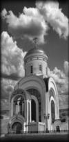 Храм 4 - Гравировка храма на памятнике, производство и доставка по РФ