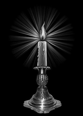 Свеча 5- Гравировка свечи на памятнике, производство и доставка по РФ