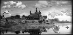 Храм 8 - Гравировка храма на памятнике, производство и доставка по РФ