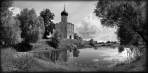 Храм 9 - Гравировка храма на памятнике, производство и доставка по РФ
