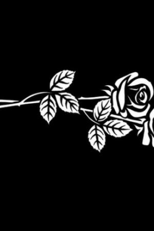 Цветок 1 - Гравировка цветка на памятнике, производство и доставка по РФ