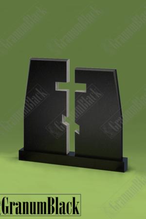 Памятник с крестом 15