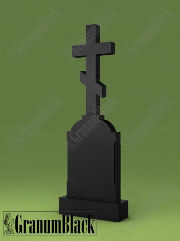 Памятник с крестом 7