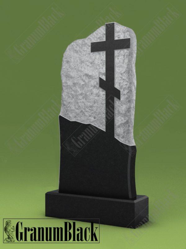 Памятник с крестом 4