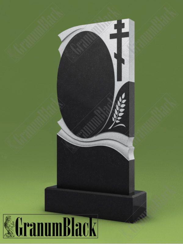 Памятник с крестом 12