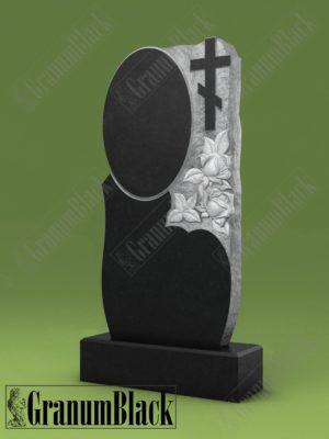 Памятник с крестом 11