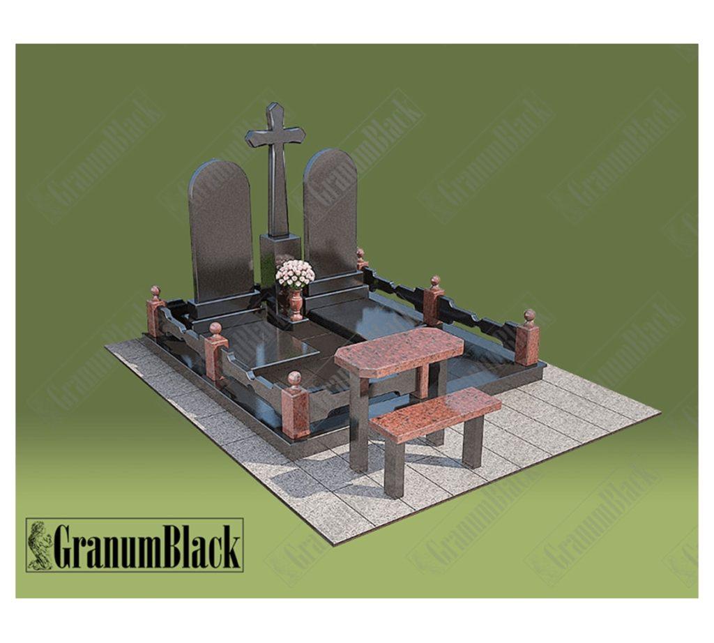 Мемориальные комплексы на могилу
