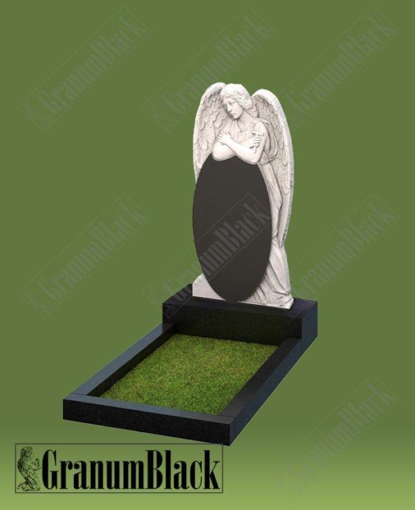 Памятник а-6 с ангелом