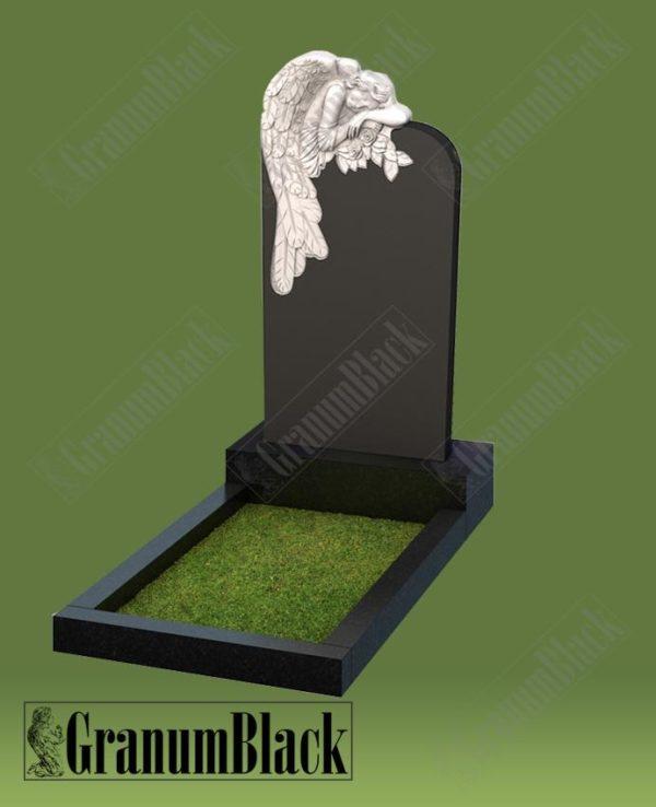 Памятник а-2 с ангелом