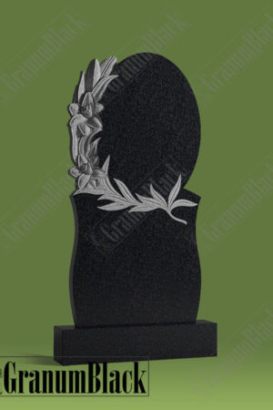 Памятник л-1 с лилиями