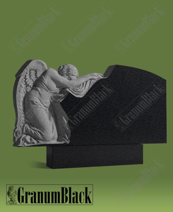 Памятник а-11 с ангелом