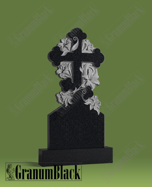 Памятник с крестом 25