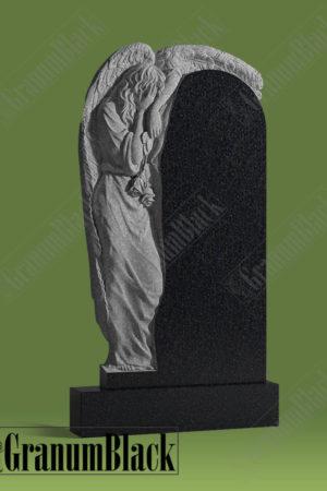 Памятник а-7 с ангелом