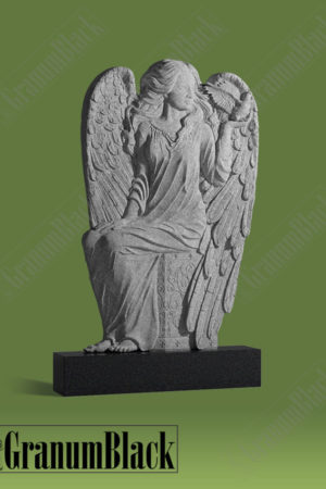 Памятник а-21 с ангелом