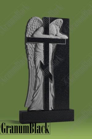 Памятник а-22 с ангелом