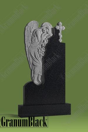 Памятник а-20 с ангелом