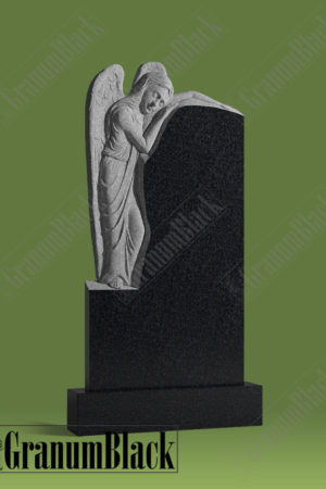 Памятник а-16 с ангелом