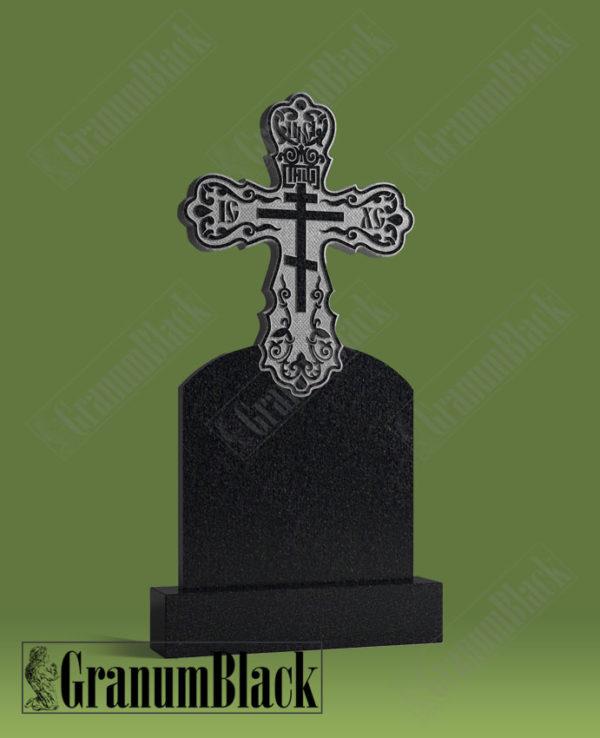 Памятник с крестом 17
