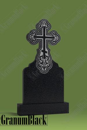Памятник с крестом 19