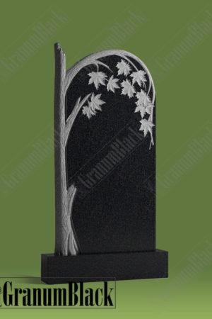 Памятник к-1 с кленом