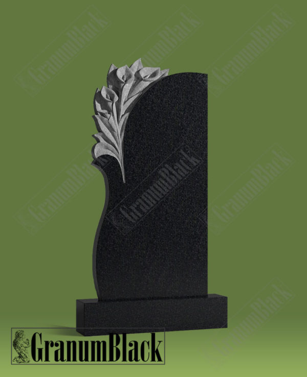 Памятник с ландышами
