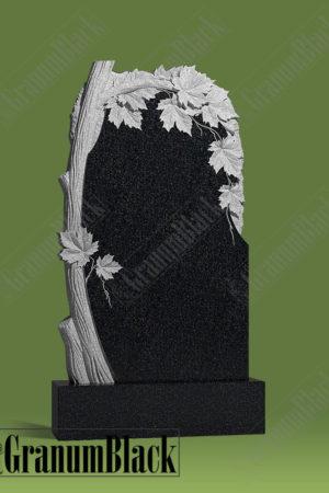 Памятник к-2 с кленом